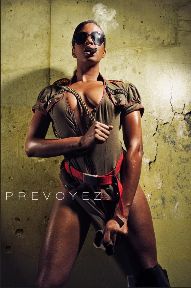Male and Female model photo shoot of PREVOYEZ RED and JorgiE Mason in Charlotte