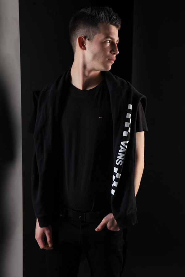 Male model photo shoot of Jaxonbritton