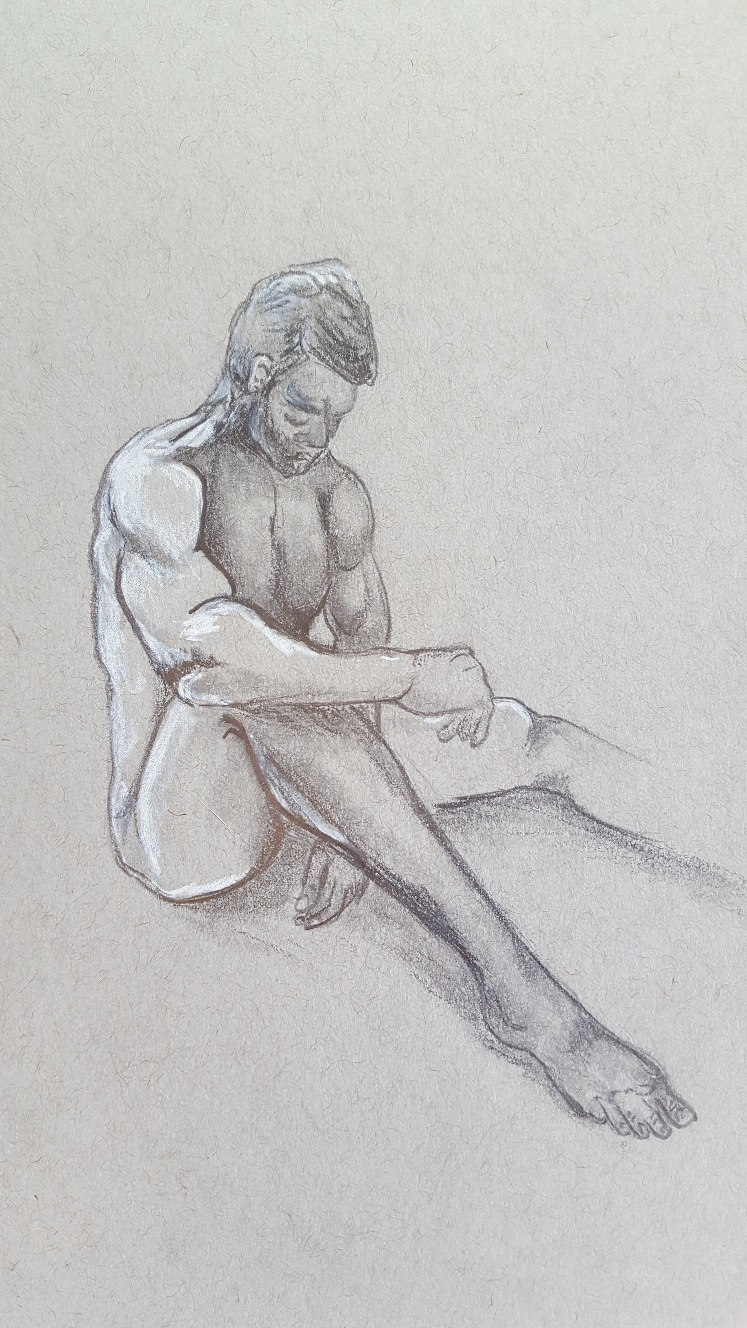 Male model photo shoot of Owen Ian Arts
