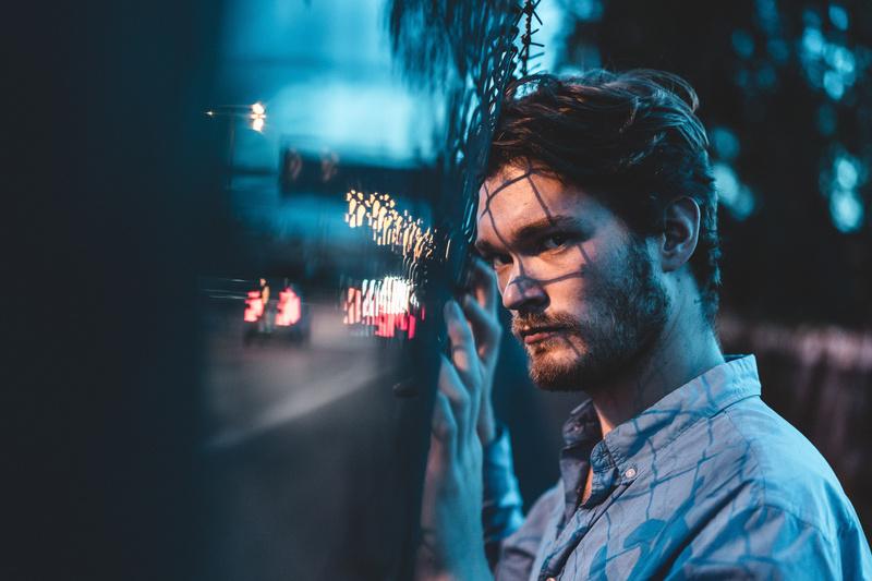 Male model photo shoot of michael_huebner in Berlin