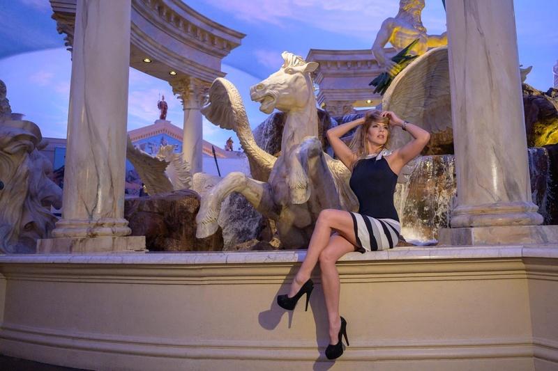 Female model photo shoot of Fanny Muller