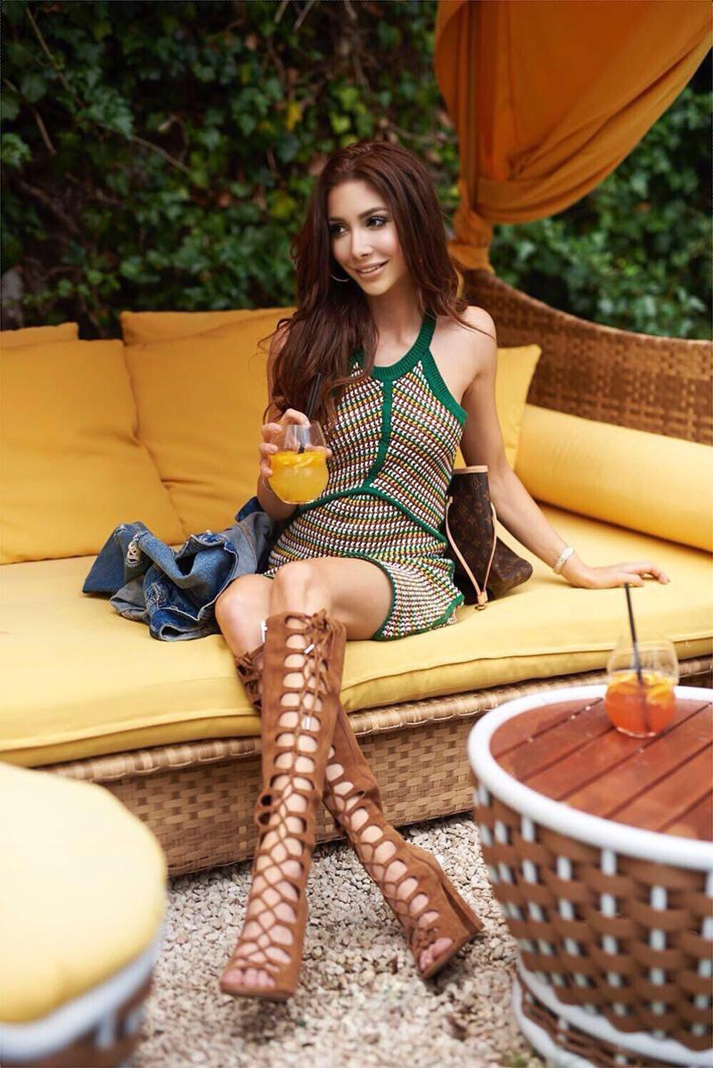 Female model photo shoot of csillap