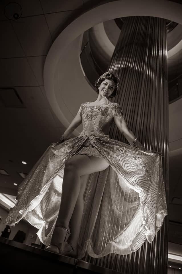 Female model photo shoot of Alexie Star in Atlanta, Ga