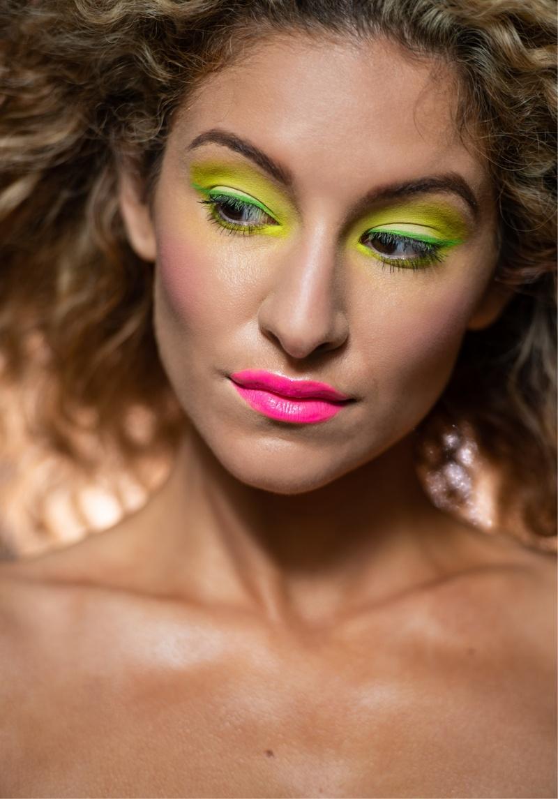 Female model photo shoot of AlisaBl_MUA