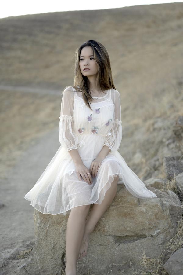 Female model photo shoot of Superethic