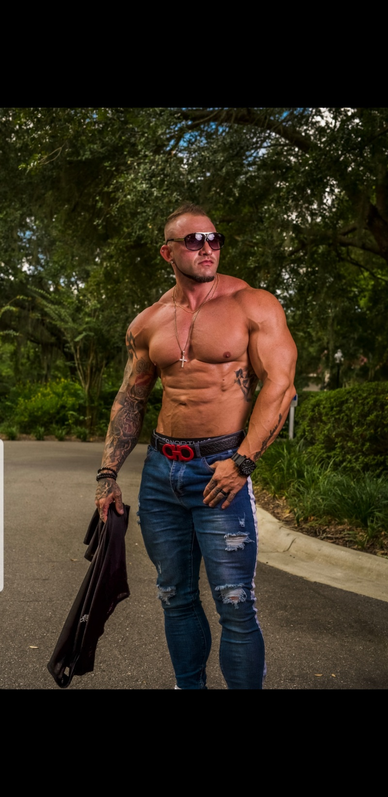 Male model photo shoot of Coty C-Lo Losee