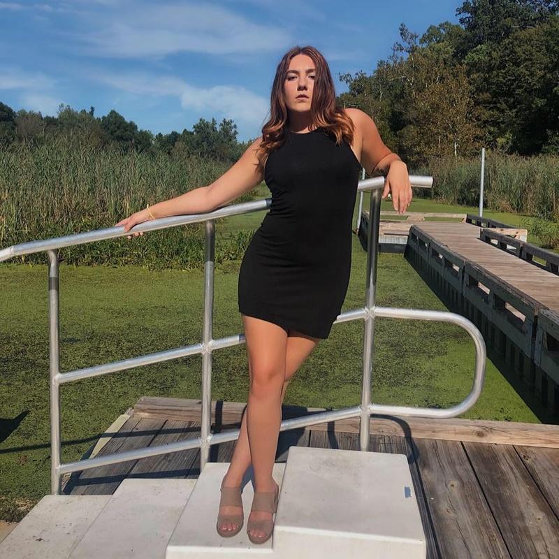 Female model photo shoot of Ambrosiahahn in Chester,Richmond.