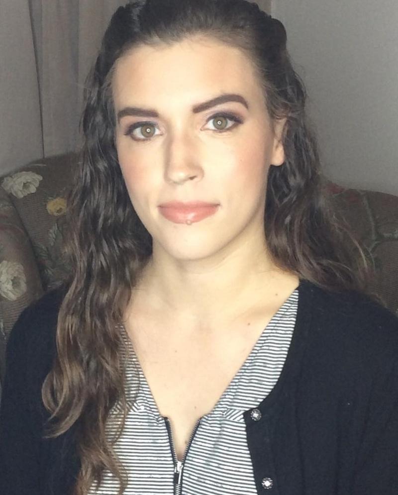 Female model photo shoot of Necesito Beau_T