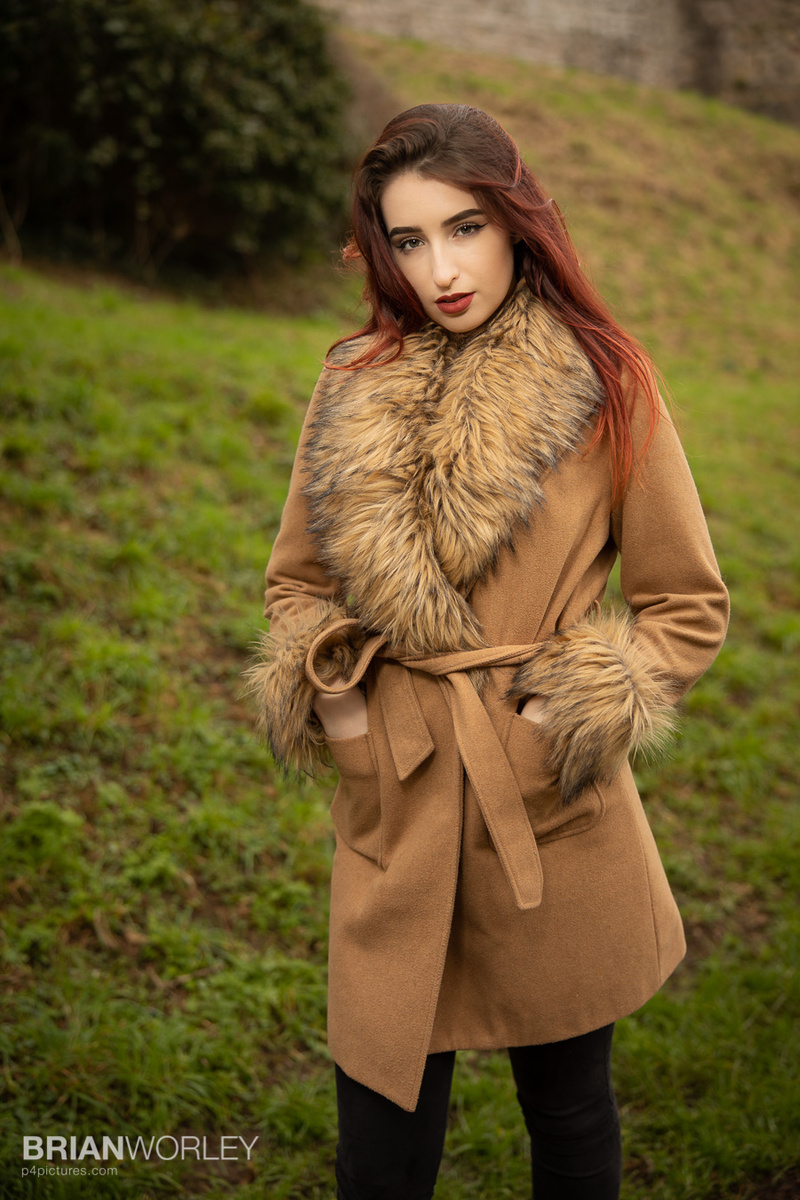 Female model photo shoot of Claudia Sampford in Chepstow
