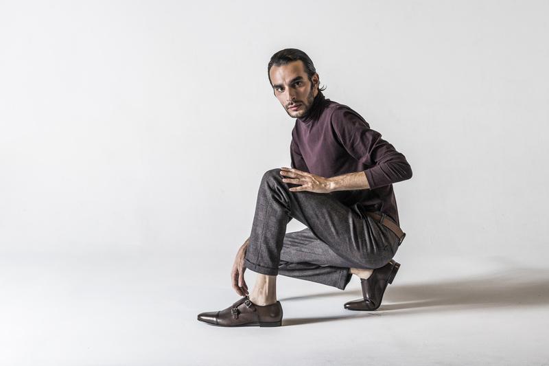 Male model photo shoot of Kfir David in Los Angeles CA