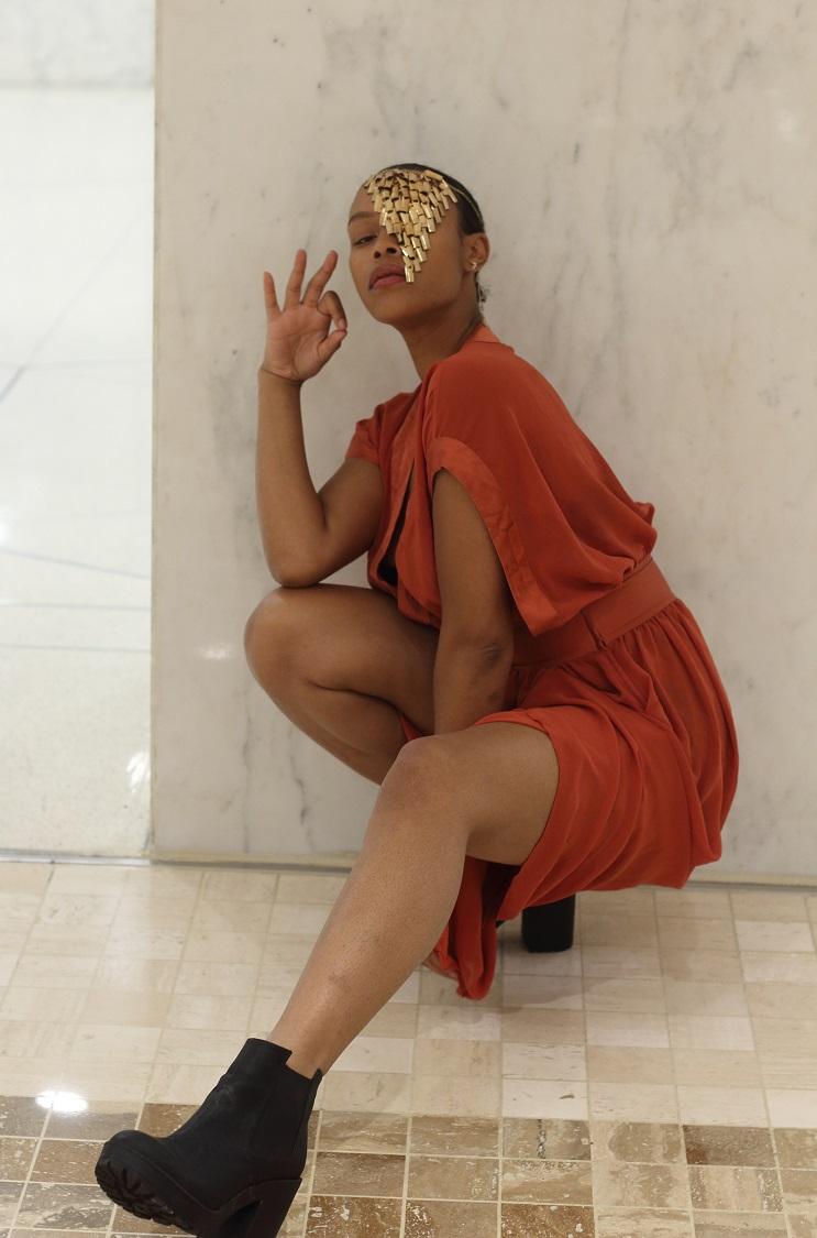 Female model photo shoot of J Golden in Toronto, ON