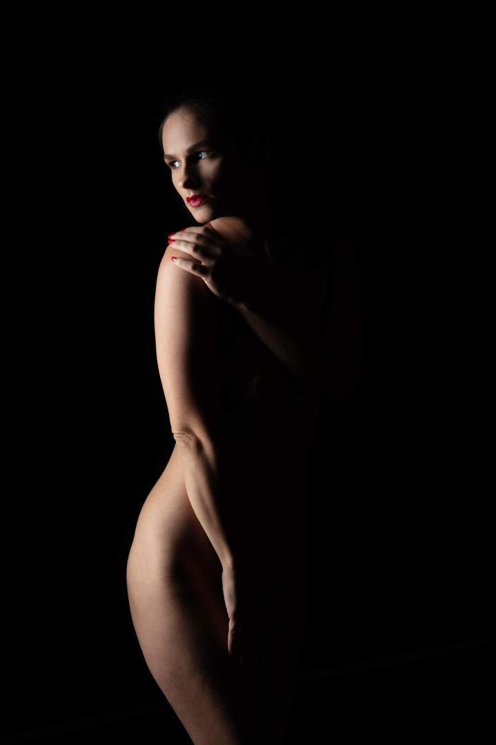 Female model photo shoot of Cola Pop