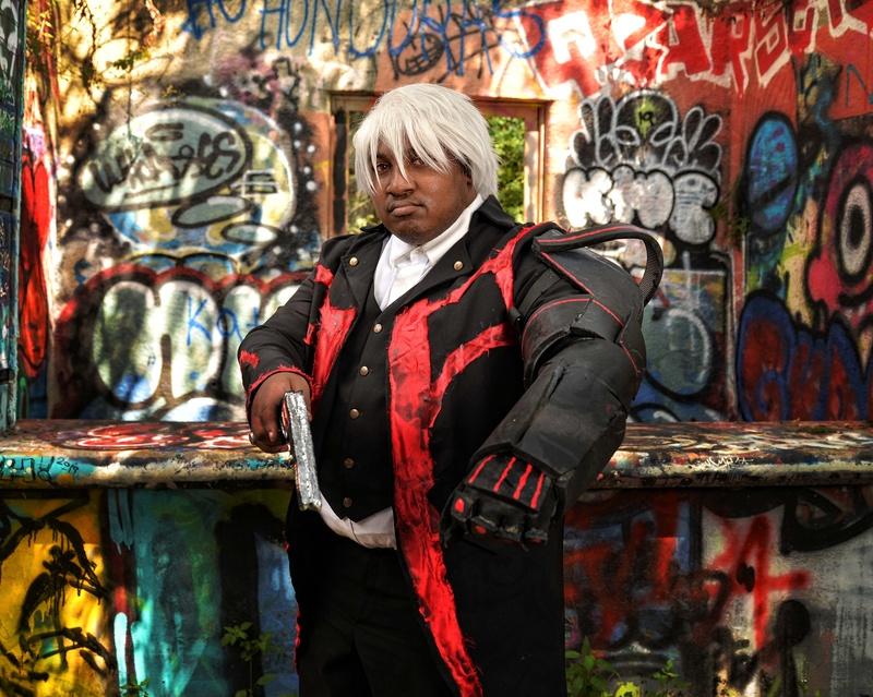 Female model photo shoot of Jazzi Photo