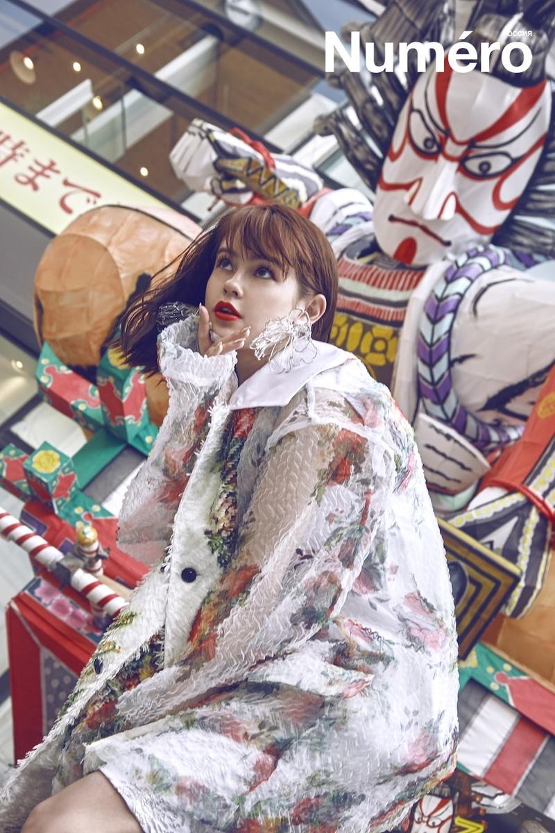 Female model photo shoot of YurikaMaki