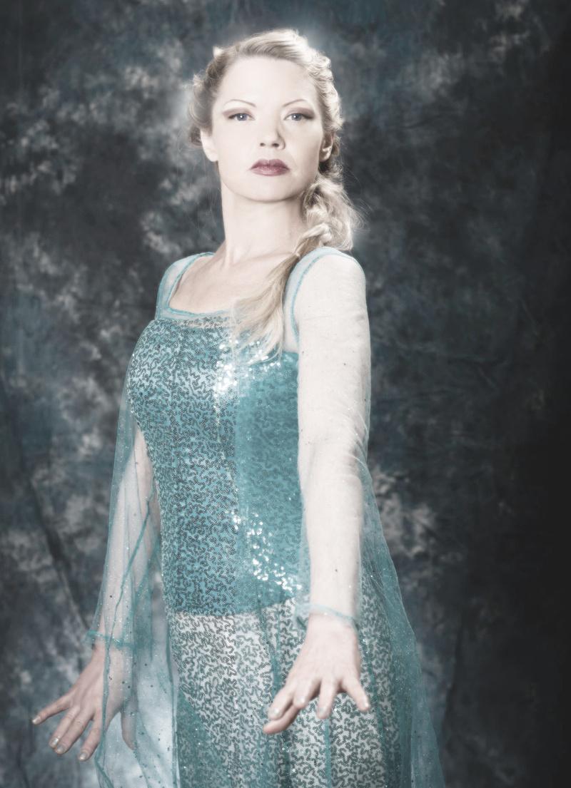 Female model photo shoot of Emily Sophia in Studio