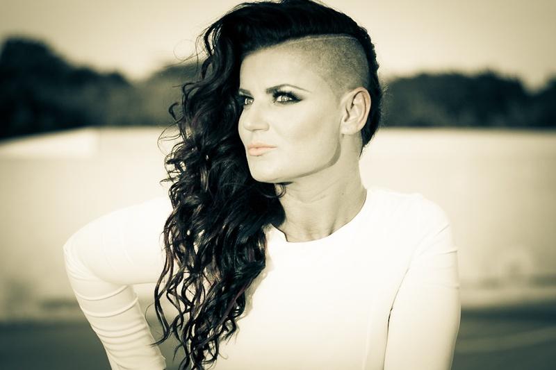 Female model photo shoot of MakeupMode