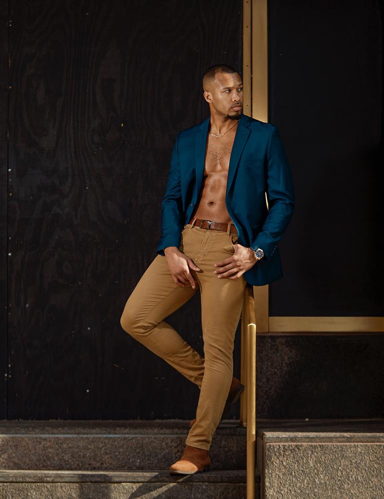 Male model photo shoot of MarkRichards