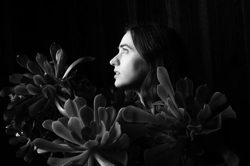 Female model photo shoot of idamayer by Argun Tekant