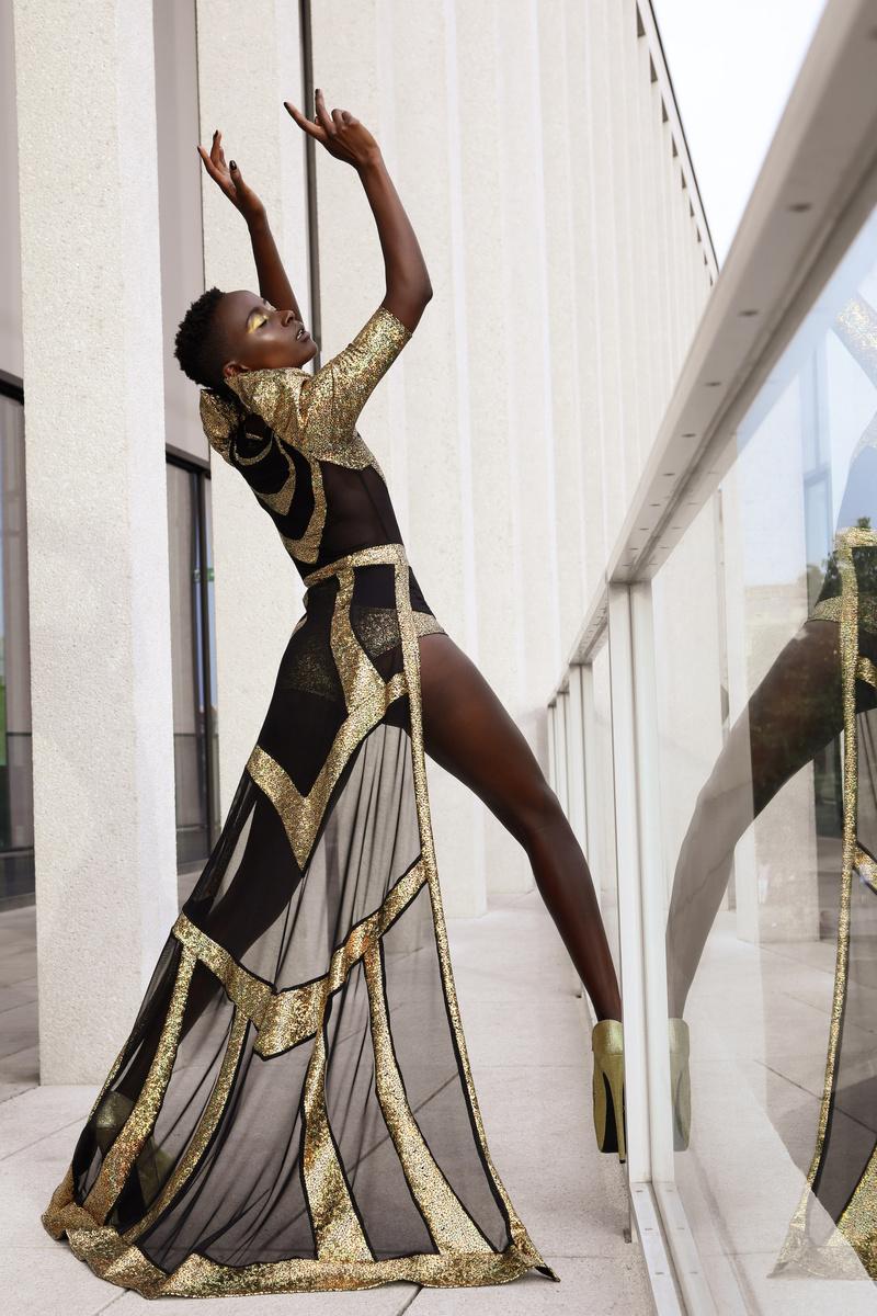 Female model photo shoot of Lena Quist in Berlin
