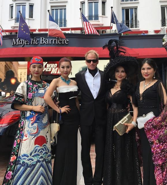 Male model photo shoot of Sir Jefferson in Cannes, France