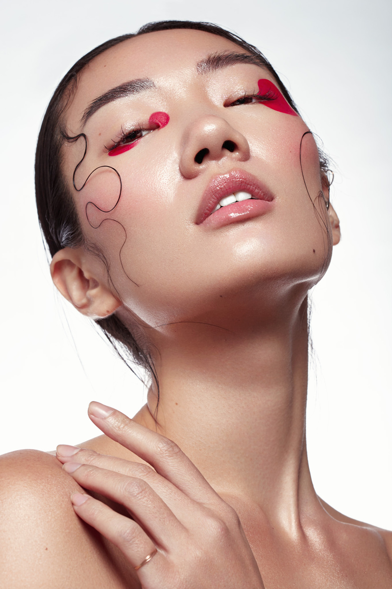 Female model photo shoot of Ulrika Dede