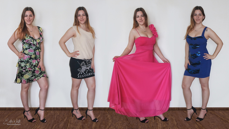 Female model photo shoot of Step A Pose by Estee White Photography