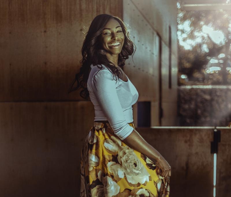Female model photo shoot of NesiWilliams