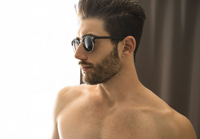 Male model photo shoot of KodiBBaker