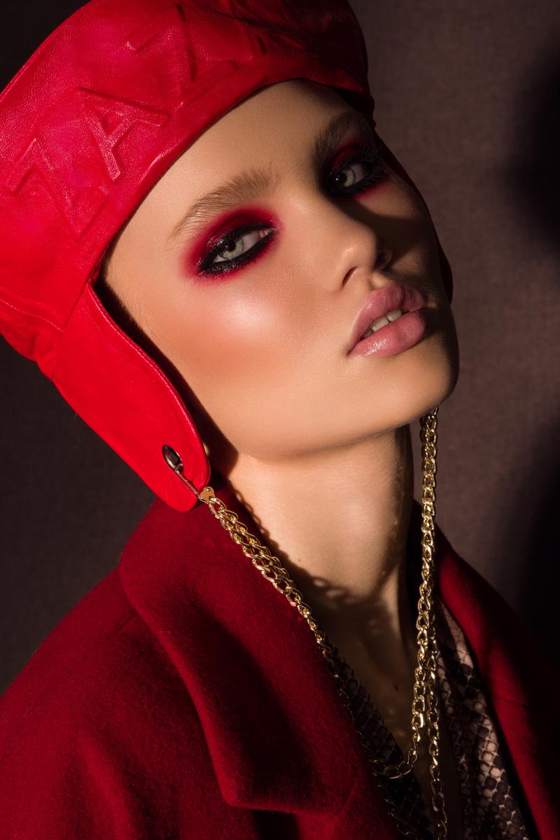 Female model photo shoot of Kseniya Mohovikova