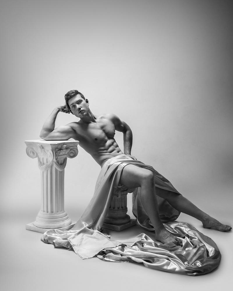 Male model photo shoot of PhotoDi_Retouch