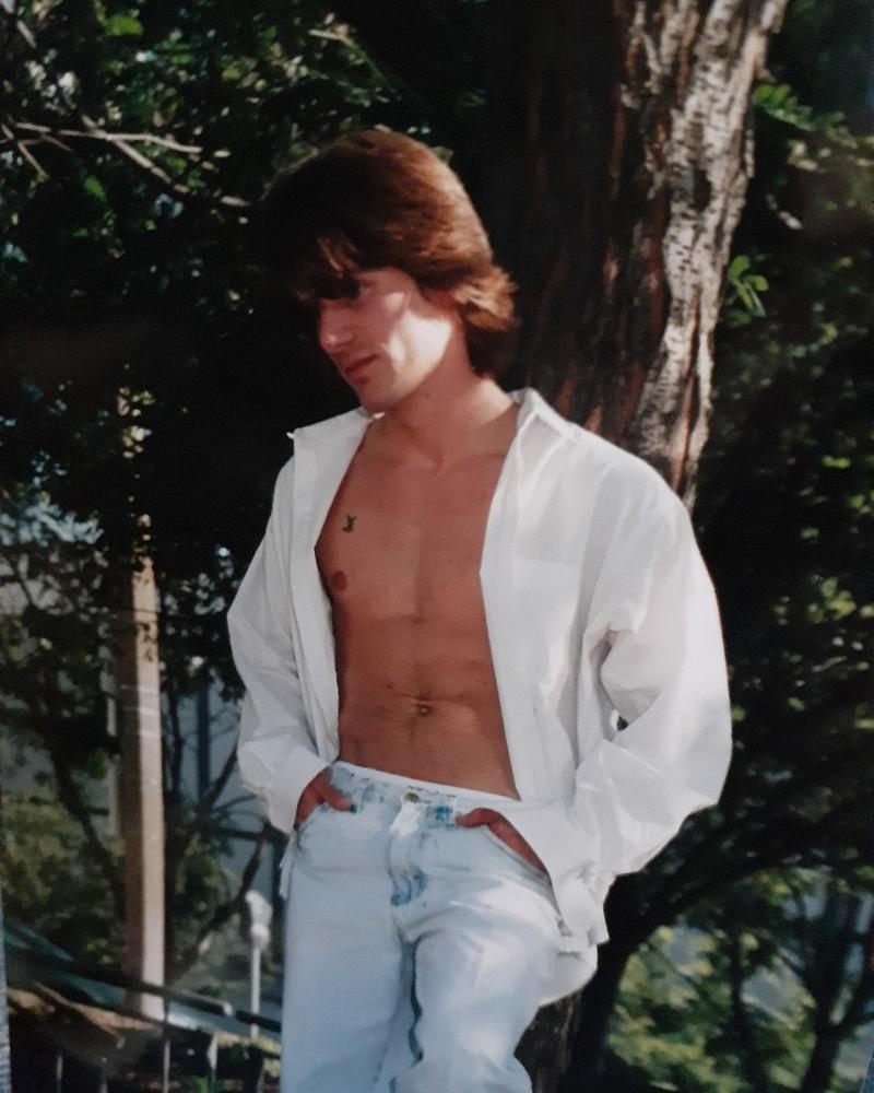 Male model photo shoot of Brent  Caputo