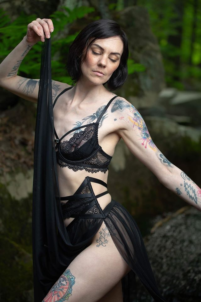 Male and Female model photo shoot of Schon-Ray Joseph and Isabel Marie VT in Brattleboro