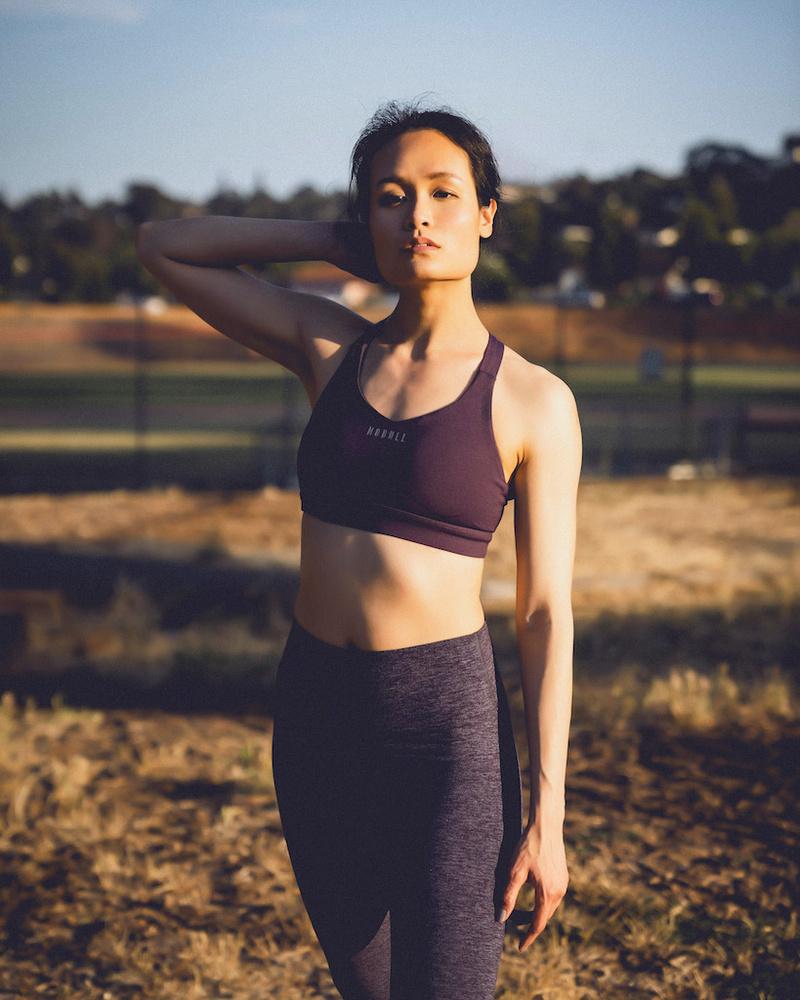Female model photo shoot of junneyper by Nathan Zhu