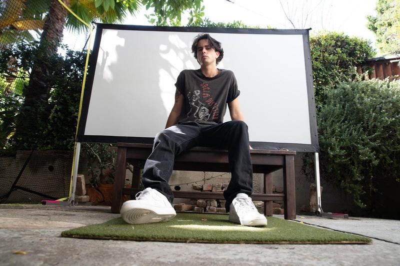 Male model photo shoot of Jaxon Underhill
