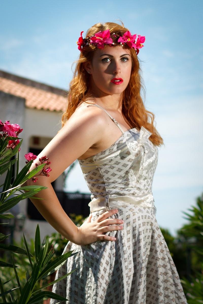 Female model photo shoot of LStevensonModel