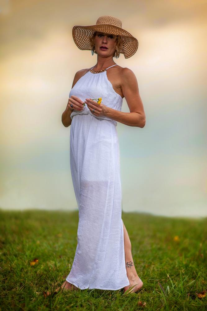 Female model photo shoot of ZavaB