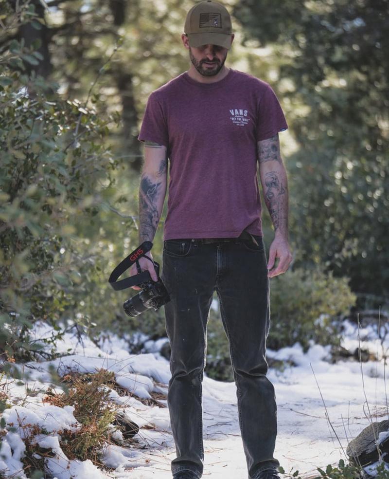 Male model photo shoot of Brandon_C_Photo