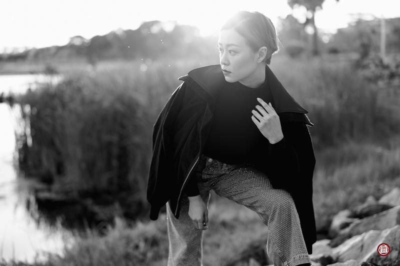 Male model photo shoot of KC Eng
