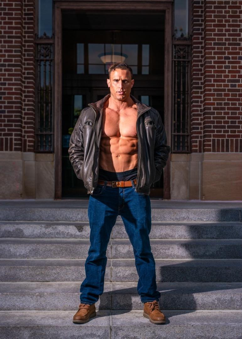 Male model photo shoot of Arcs Studio Productions