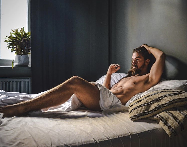 Male model photo shoot of Piotr Czechowski in Poznan
