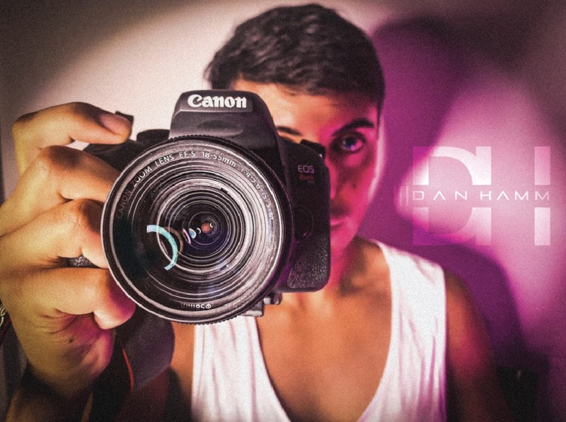 Male model photo shoot of DanHammCreative