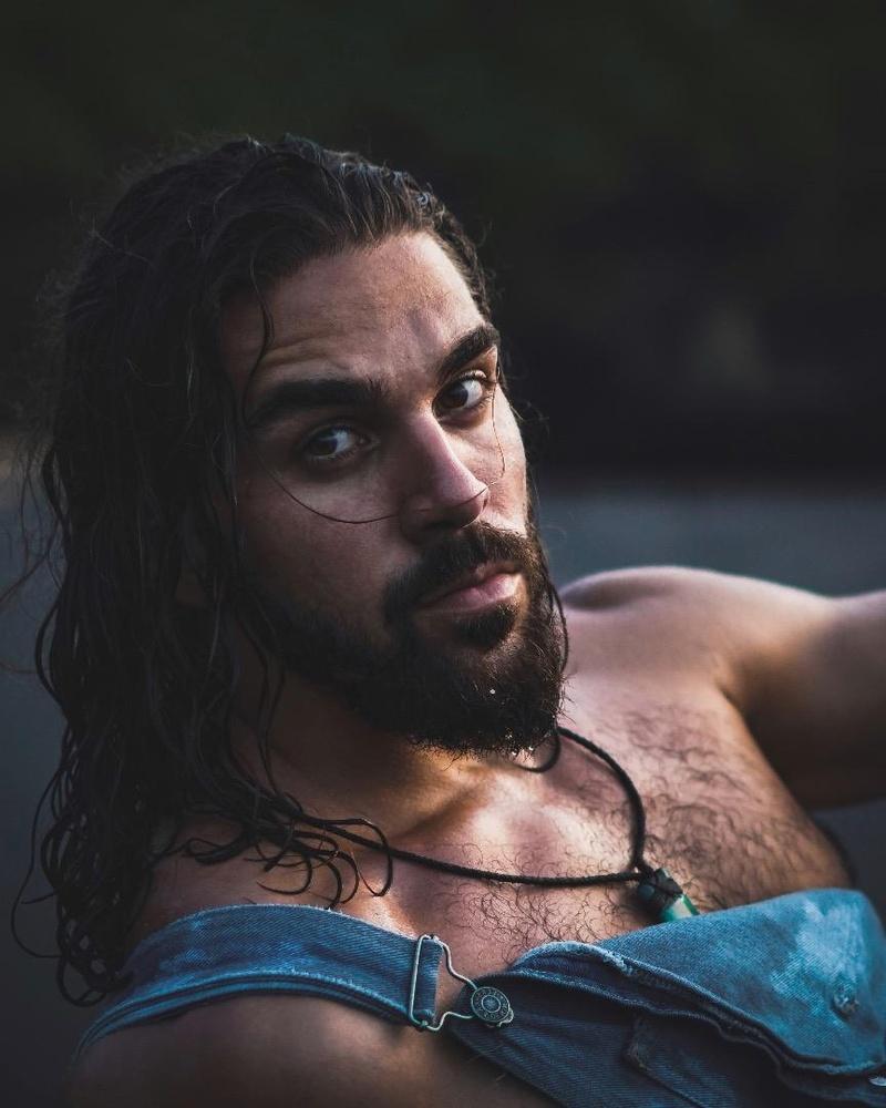 Male model photo shoot of Piotr Czechowski
