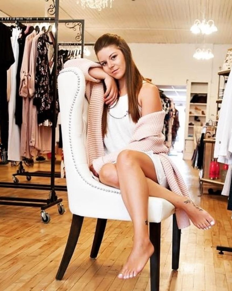 Female model photo shoot of OfficiallyShelby2020