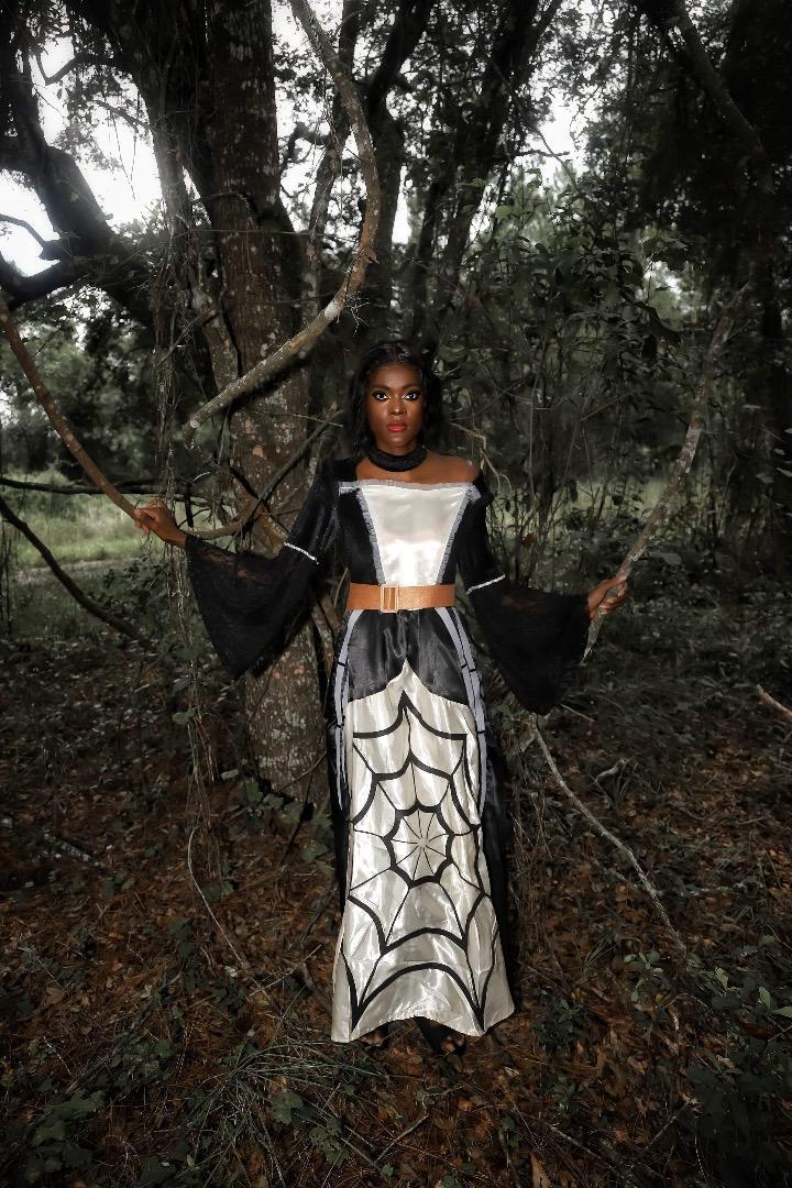Female model photo shoot of antionette