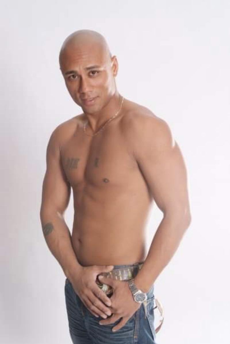 Male model photo shoot of Caramel