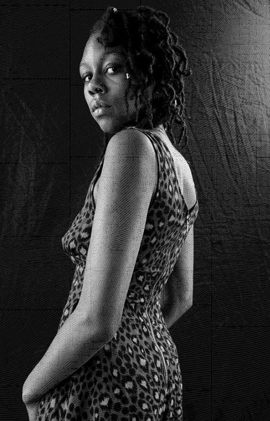 Female model photo shoot of Tempestt Ashlee-Webb in New York, NY
