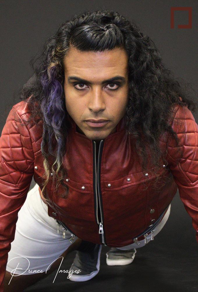 Male model photo shoot of Prince Images and RishardVaz, makeup by Rayajbeauty