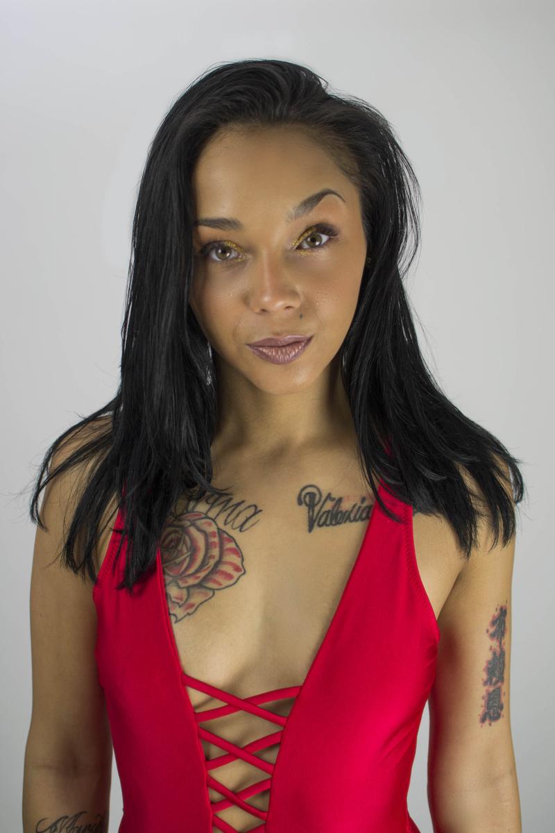 Erika Luisa, Model, BRONX, New York, US