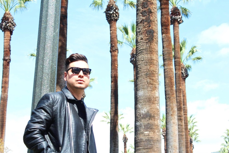 Male model photo shoot of Mark Sevillano Jr in Azusa, CA