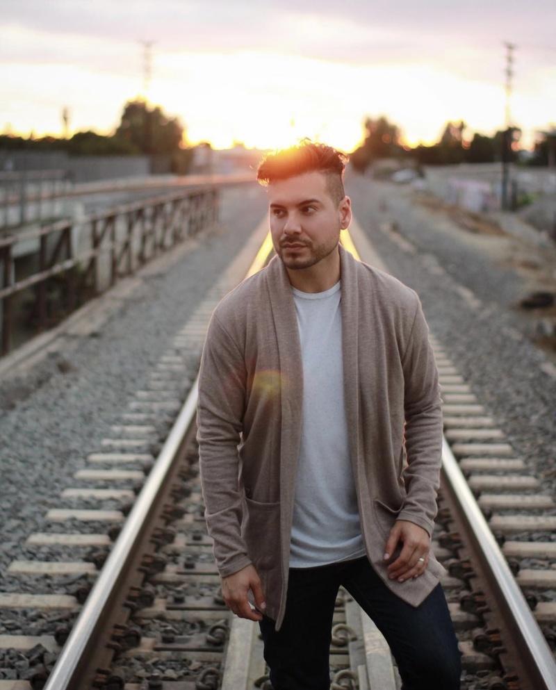 Male model photo shoot of Mark Sevillano Jr in Pico Rivera, CA.